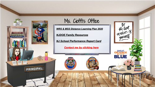 Ms.Cioffi's Virtual Office