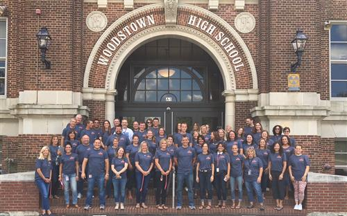 Woodstown High School 2018/2019 Faculty